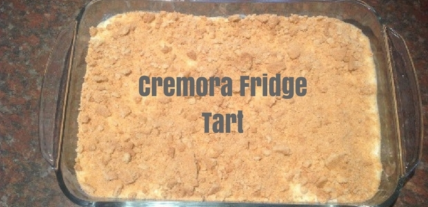 Cremora Fridge Tart recipe