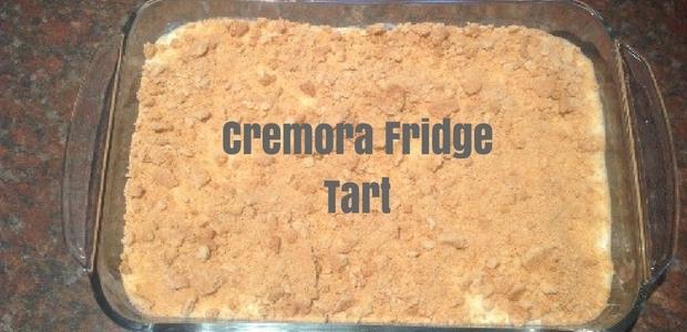 Cremora Fridge Tart recipe