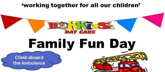 Bokkies Family Fun Day