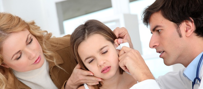 Signs Your Child Has an Ear Infection