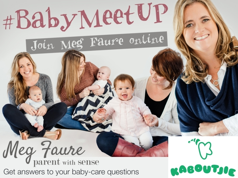Meg Faure #BabyMeetUp