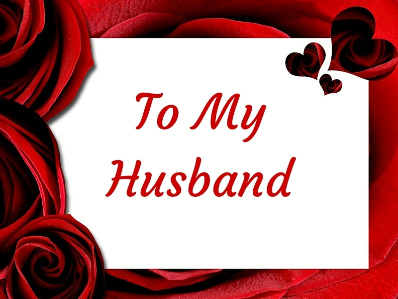 Love Letter My Husband | Kaboutjie