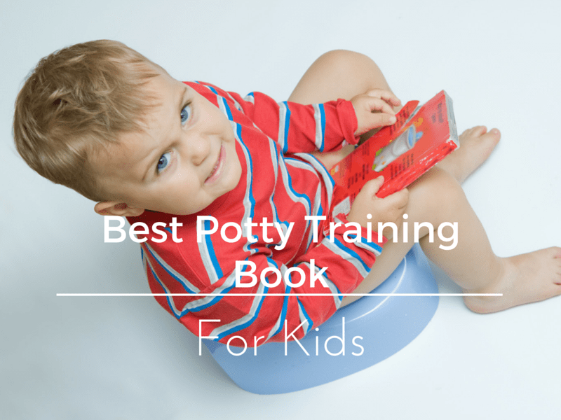 Best Potty Training Book for kids