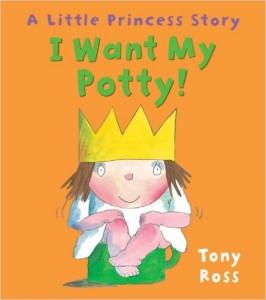 i want my potty book