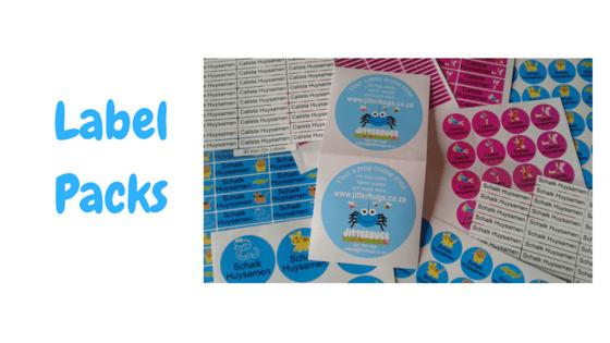 Label Packs