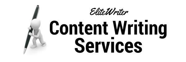 EliteWriter content writing