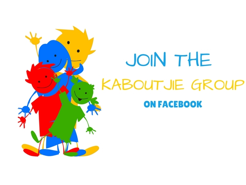 Join the Kaboutjie Facebook group