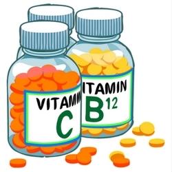 Take vitamins to prepare for pregnancy