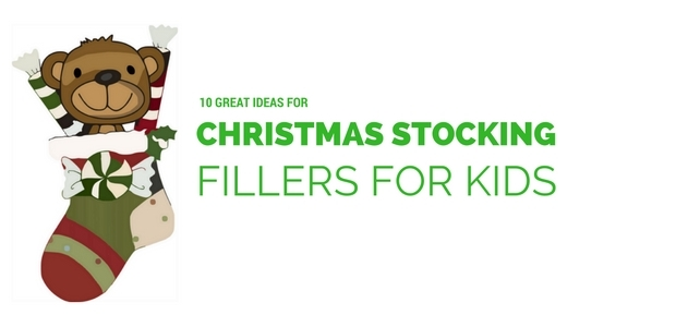 Christmas Stocking Fillers for Kids