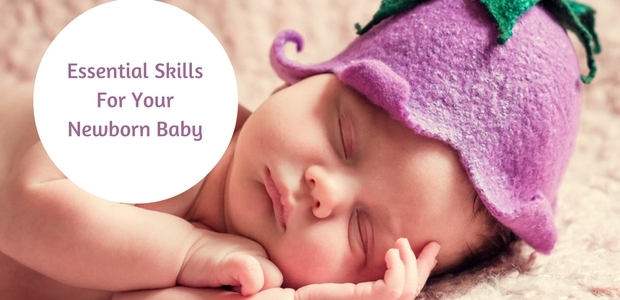 Learn Through Play - Essential Skills for your Newborn