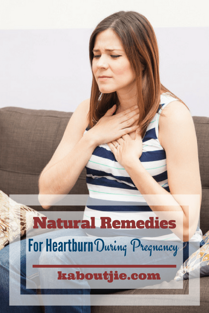 Natural Remedies for Heartburn During Pregnancy