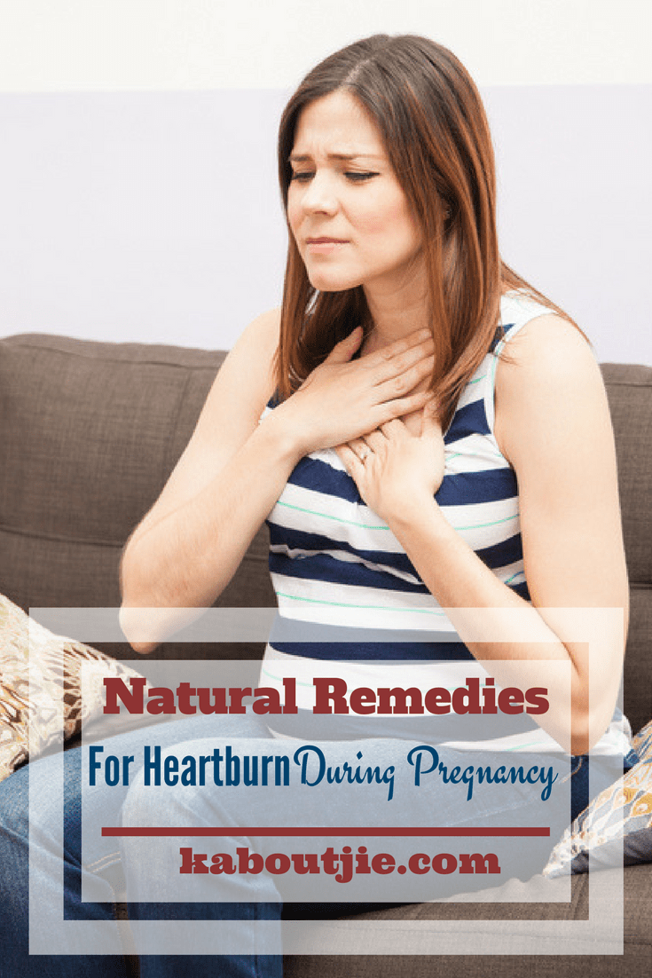 Natural Ways To Get Rid Of Heartburn During Pregnancy