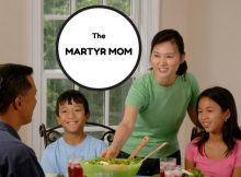 The Martyr Mom