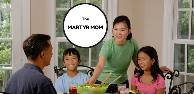 The Martyr Mom