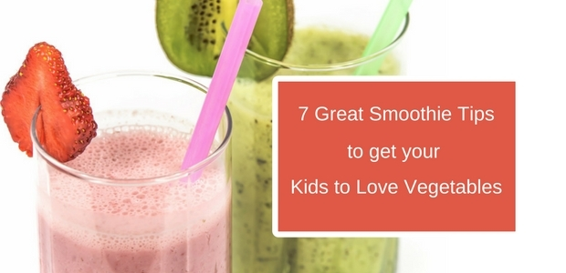 Vegetable smoothies for kids
