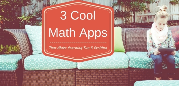 Cool Math Apps for Kids