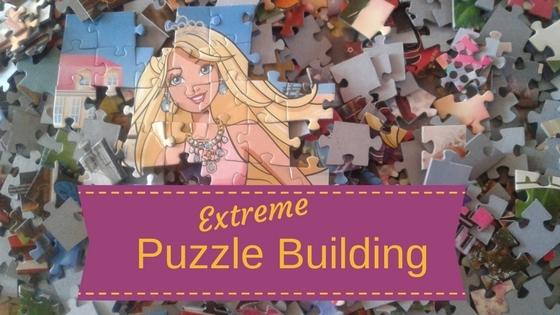 Extreme Puzzle Building