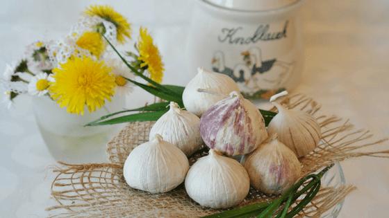 Garlic for flu when pregnant