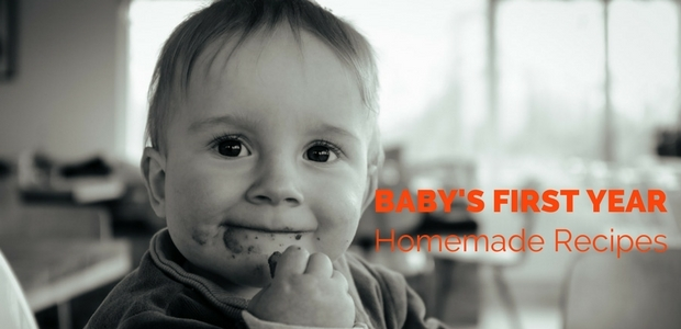 Homemade Food Recipes for your baby