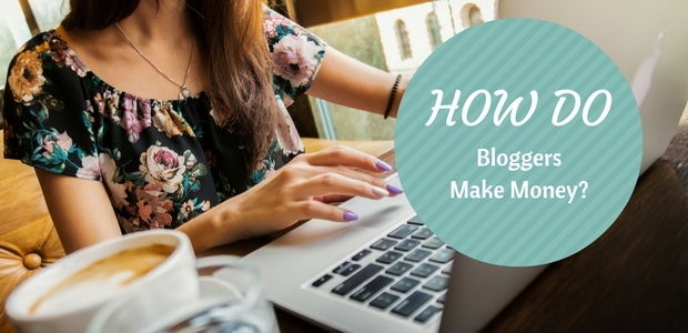 How do you make money blogging