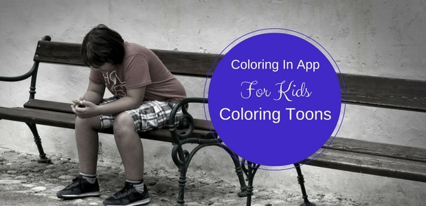 Coloring in app for kids - Coloring Toons