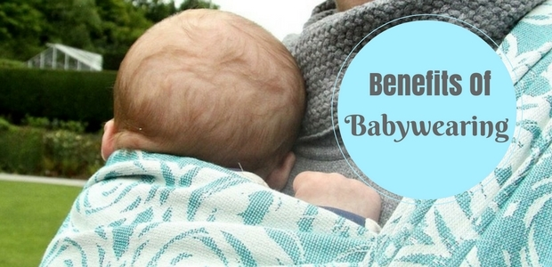 Top Benefits of Babywearing