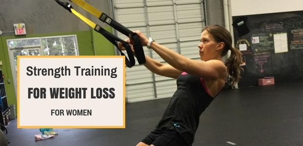 Strength Training for Weight Loss for Women