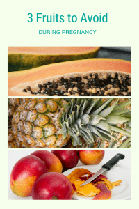 healthy fruits to eat during pregnancy green fruits