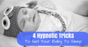 Hypnotic Tricks to get your baby to sleep