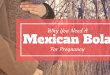 Why you Need a Mexican Bola Chime Necklace for Pregnancy
