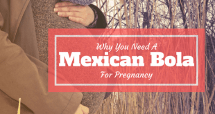 Mexican Bola Chime Necklace for Pregnancy