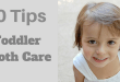 Toddler Tooth Care