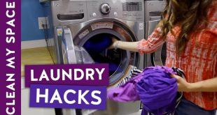 5 Laundry hacks