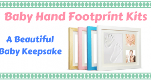 Baby Hand Footprint Kits feature