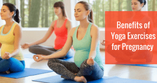 Benefits of yoga exercises for pregnancy women