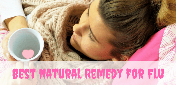 Best Natural Remedy for Flu