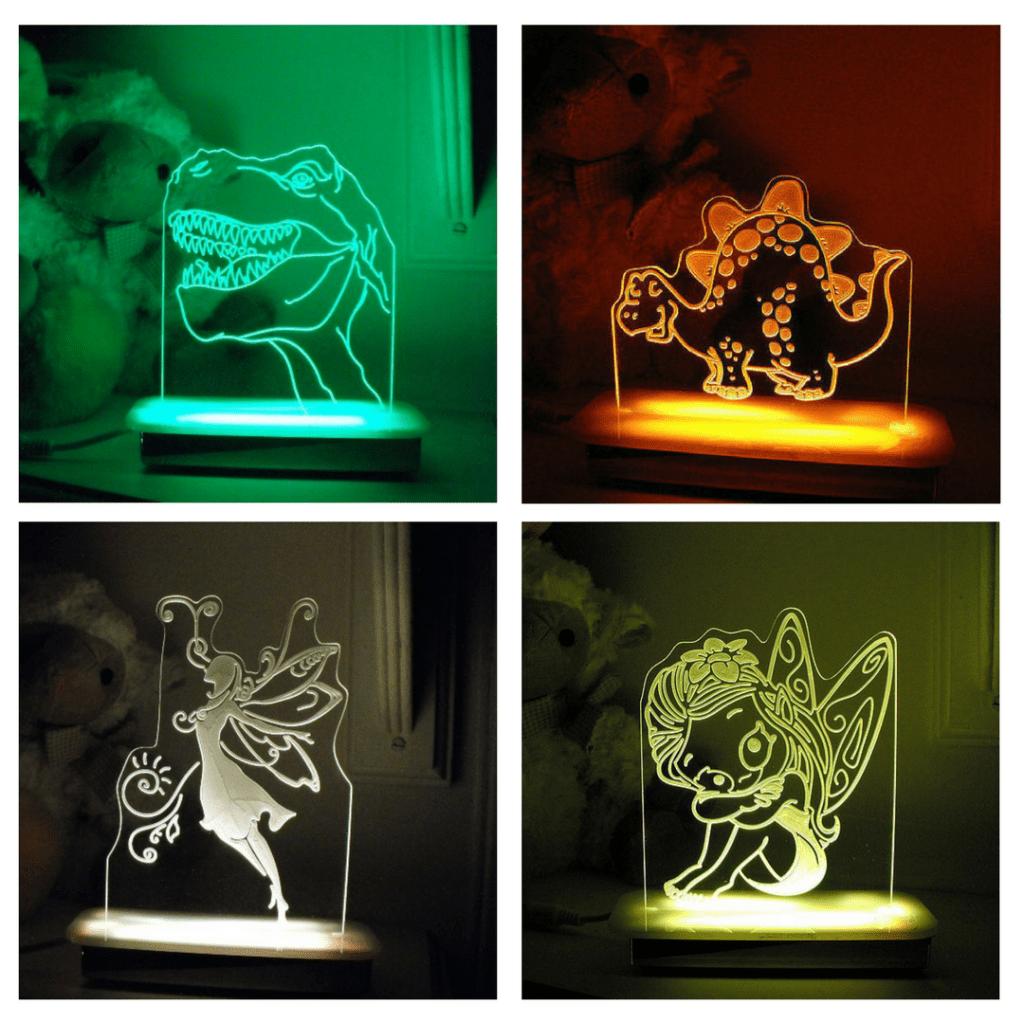 Cool night lights for kids