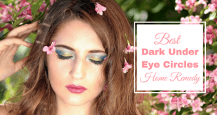 Dark under eye circles home remedy