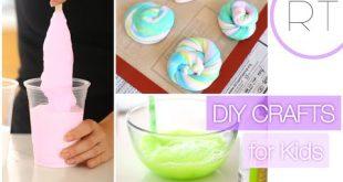 Fun DIY kids crafts