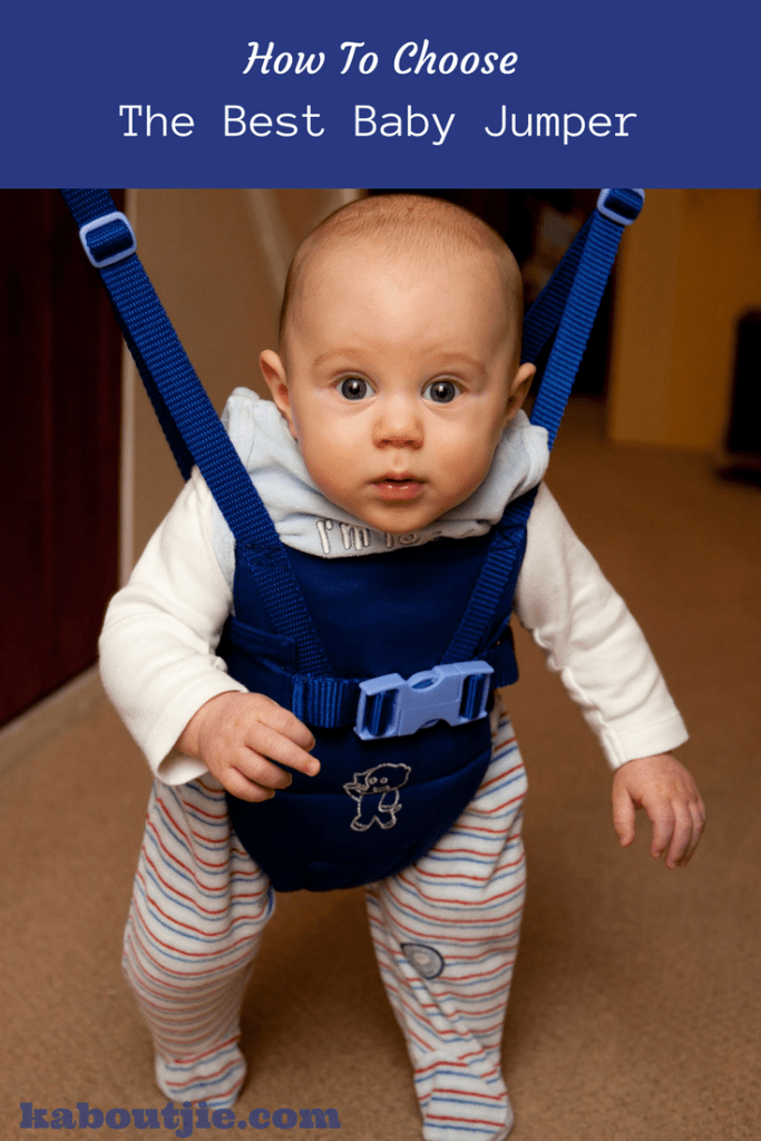 How To Choose The Best Baby Jumper