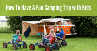How to have a fun camping trip with kids