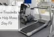 How Treadmills Can Help Moms Stay Fit