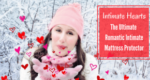 Intimate Hearts the ultimate romantic intimate mattress protector