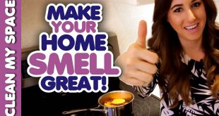 Make Your Home Smell Great