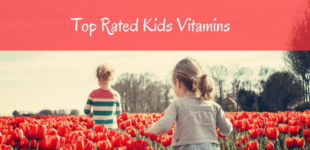 Top rated kids vitamins