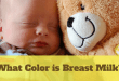 What Color is Breast MIlk