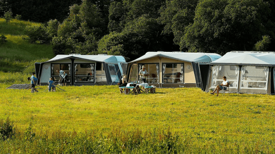 Why camping is good for your family