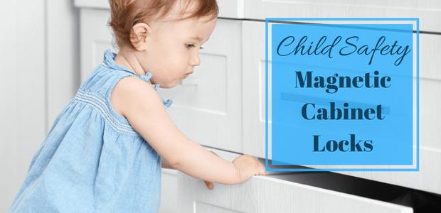 Child Safety Magnetic Cabinet Locks