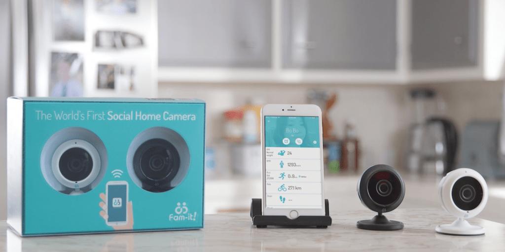 Fam-it home camera