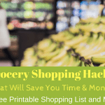 Grocery Shopping Hacks Save Time and Money